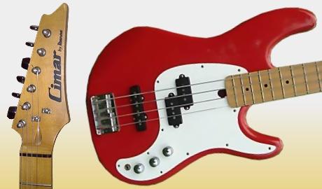 Die Geschichte des Jazz-Bass bei Cimar
